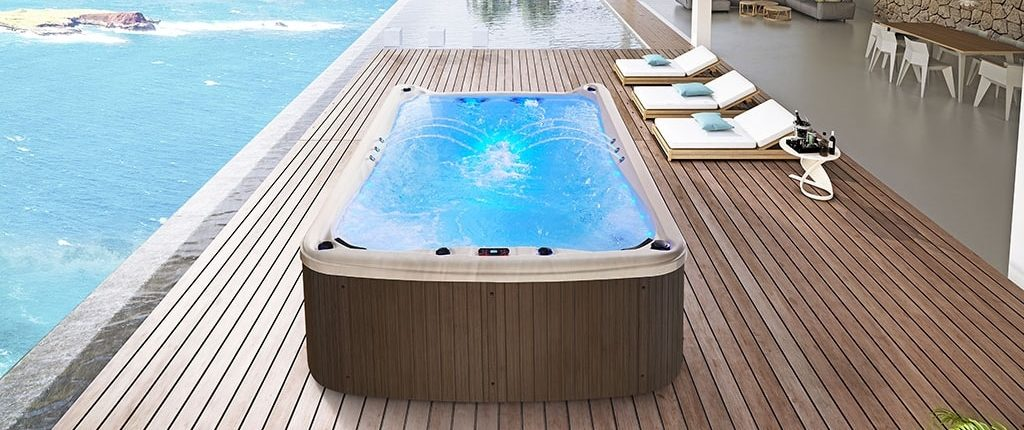 Vírivé bazény MARINI