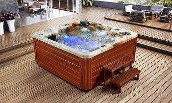 vírivky a vírivé bazény MARINI