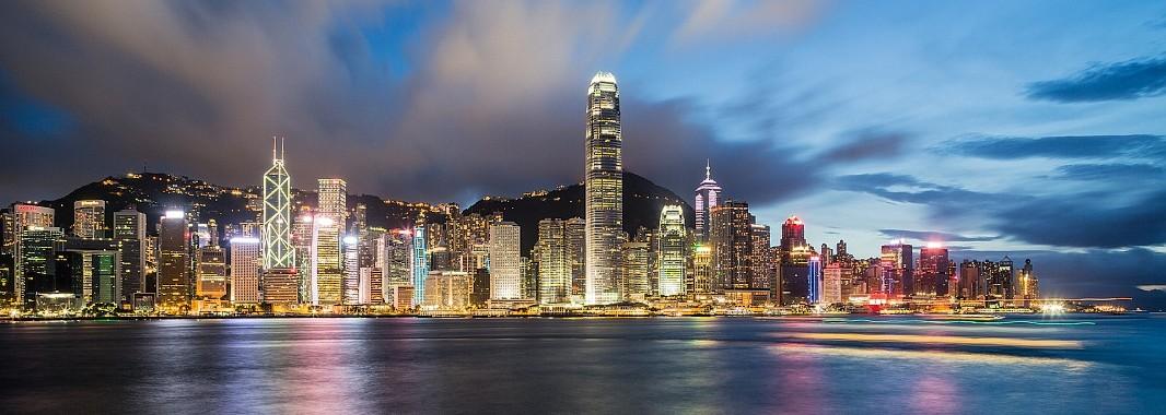 Čína-Hong kong